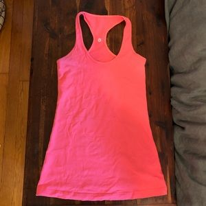 Lululemon Cool Racerback II Tank Top